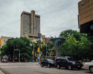 Winnipeg street parking