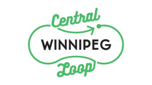 Central Winnipeg loop logo