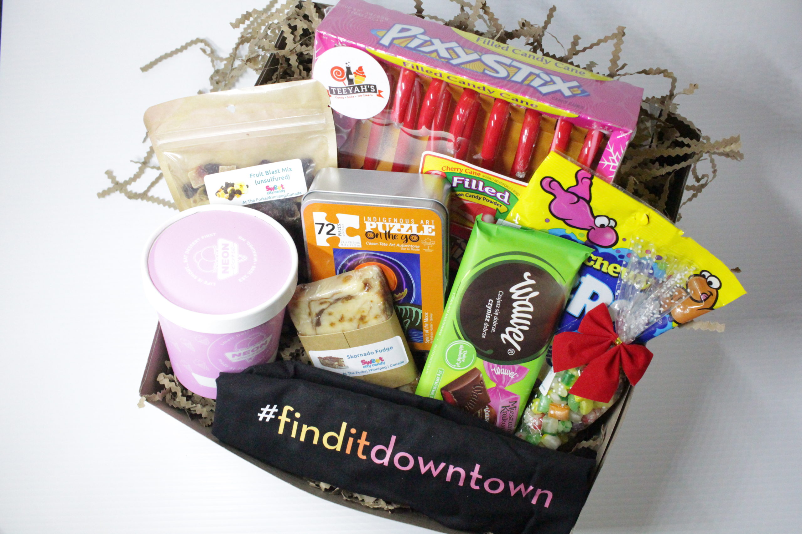 GoodLocal now features curated gift boxes from downtown businesses
