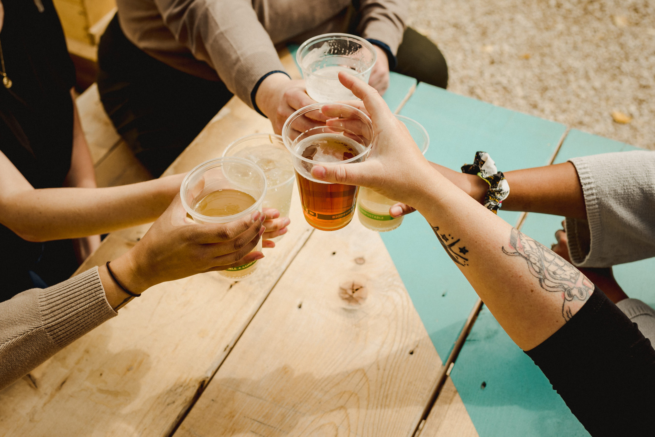 It's patio season! Hot tips for sunny sips